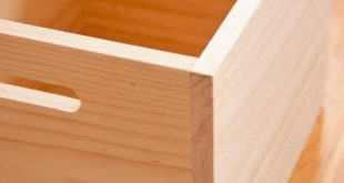 20 DIY Wooden Boxes and Bins to Get Your Home Organized